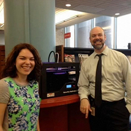 Frisco Public Library: Seven Key Insights from Setting up a 3D Printing Program