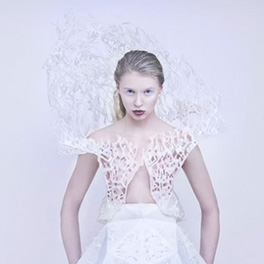 Fashion Meets 3D Printing at Francis Bitonti Studio