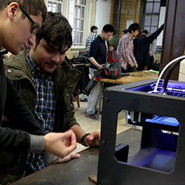 Brooklyn Tech HS Launches Successful 3D Printing STEM Programs