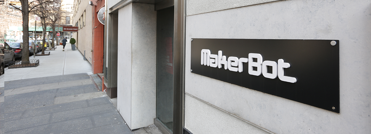 MakerBot Retail Stores