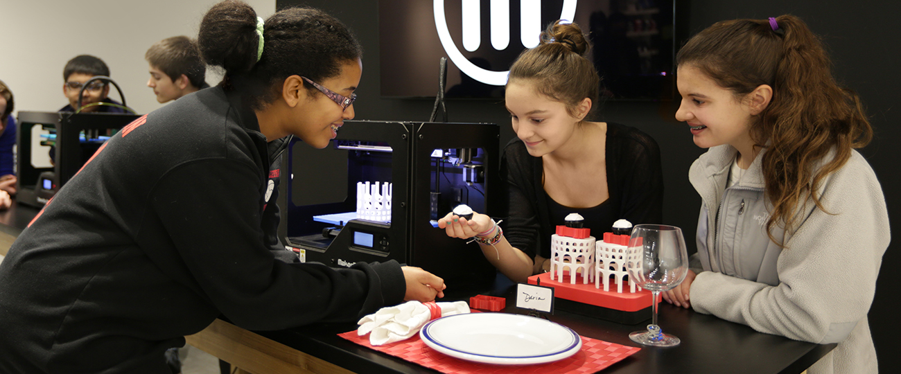 MakerBot In-Store Events