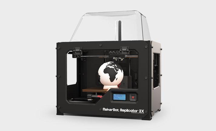 Replicator 2x Experimental 3d Printer