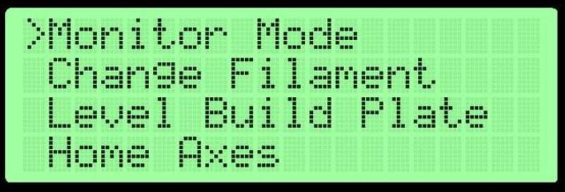 makerbot replicator 2 instructions