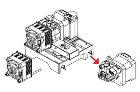 disassembling an extruder makerbot replicator 2x makerbot support