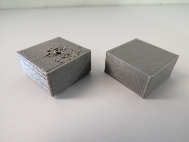 There Are Gaps Or Cracks In My Prints | MakerBot Replicator